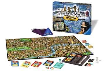 Scotland Yard Master Spellen;Spellen voor het gezin - image 2 - Ravensburger
