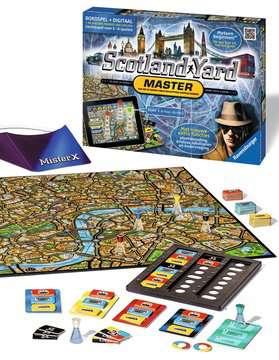 Scotland Yard Master Spellen;Spellen voor het gezin - image 3 - Ravensburger