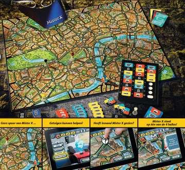 Scotland Yard Master Spellen;Spellen voor het gezin - image 5 - Ravensburger