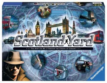 Scotland Yard Games;Family Games - image 1 - Ravensburger