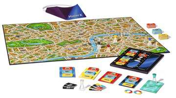 Scotland Yard Games;Family Games - image 2 - Ravensburger