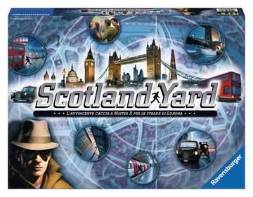 Scotland Yard Giochi;Giochi di società - immagine 1 - Ravensburger
