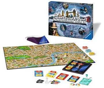 Scotland Yard Giochi;Giochi di società - immagine 2 - Ravensburger
