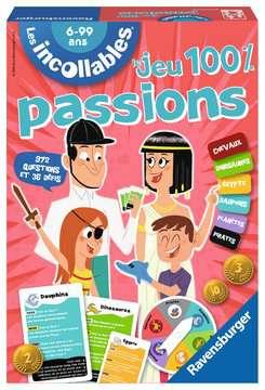 Le jeu des Incollables Spécial Passions Jeux;Jeux pour enfants - Image 1 - Ravensburger