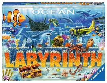 Ocean Labyrinth Games;Family Games - image 1 - Ravensburger