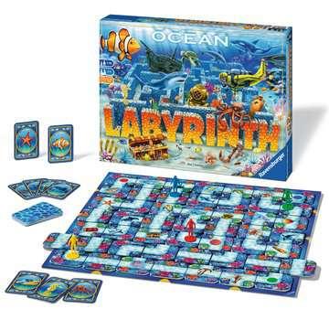 Ocean Labyrinth Jeux;Jeux pour la famille - Image 2 - Ravensburger