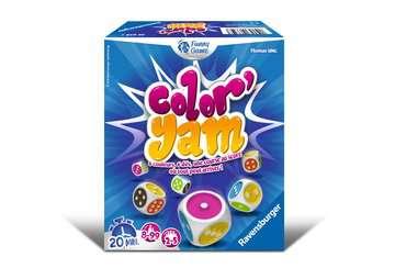 Color Yam Jeux de société;Jeux adultes - Image 1 - Ravensburger