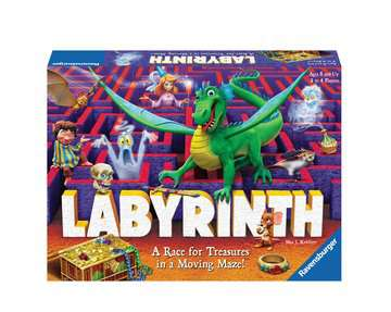 Labyrinth Games;Family Games - image 1 - Ravensburger