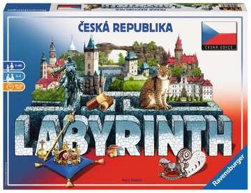 Labyrinth Česká edice Hry;Společenské hry - obrázek 1 - Ravensburger