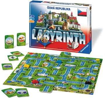 Labyrinth Česká edice Hry;Společenské hry - obrázek 2 - Ravensburger