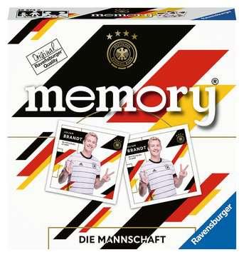 26674 Familienspiele DFB memory® Die Mannschaft von Ravensburger 1