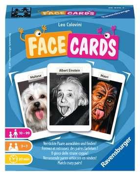 Facecards Spiele;Familienspiele - Bild 1 - Ravensburger