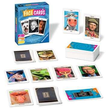 Facecards Spiele;Familienspiele - Bild 2 - Ravensburger