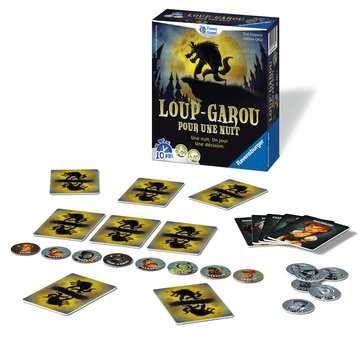 Loup Garou pour une Nuit Jeux de société;Jeux adultes - Image 3 - Ravensburger