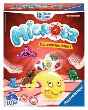 Microbz Jeux;Jeux de cartes - Image 1 - Ravensburger