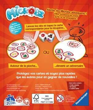 Microbz Jeux;Jeux de cartes - Image 2 - Ravensburger