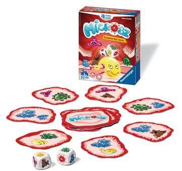 Microbz Jeux de société;Jeux famille - Image 3 - Ravensburger