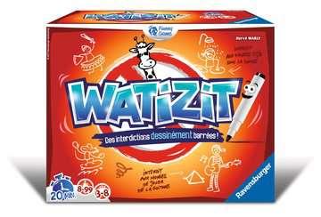 Watizit Jeux de société;Jeux adultes - Image 1 - Ravensburger