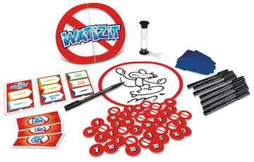 Watizit Jeux de société;Jeux adultes - Image 4 - Ravensburger