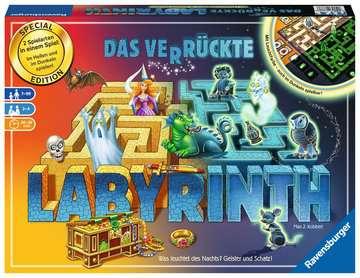 Das verrückte Labyrinth Glow in the Dark Spiele;Familienspiele - Bild 1 - Ravensburger