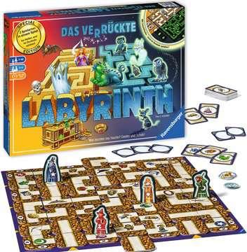 26687 Familienspiele Das verrückte Labyrinth Glow in the Dark von Ravensburger 4