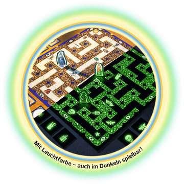 26687 Familienspiele Das verrückte Labyrinth Glow in the Dark von Ravensburger 6