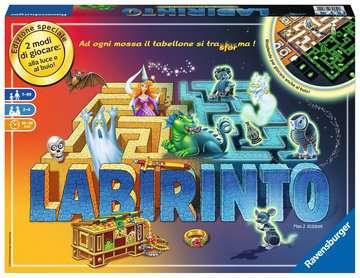 Labirinto Glow in the Dark Giochi;Giochi di società - immagine 1 - Ravensburger