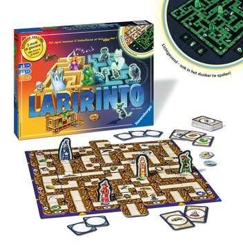 Labirinto Glow in the Dark Giochi;Giochi di società - immagine 2 - Ravensburger
