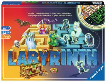 Labyrinth - Glow in the Dark Games;Children s Games - image 1 - Ravensburger