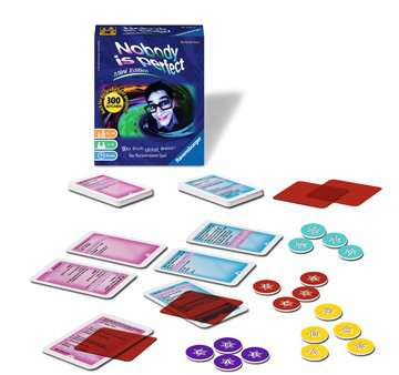 26700 Kartenspiele Nobody is perfect - Mini Edition von Ravensburger 2