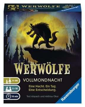 26703 Kartenspiele Werwölfe Vollmondnacht von Ravensburger 1