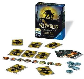 Werwölfe - Vollmondnacht Spiele;Kartenspiele - Bild 2 - Ravensburger