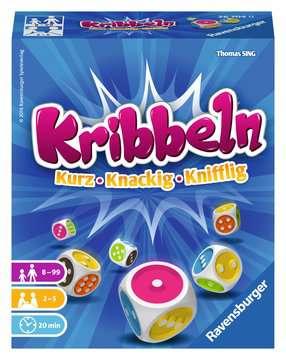 Kribbeln Spiele;Würfelspiele - Bild 1 - Ravensburger
