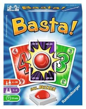 Basta ! Jeux;Jeux de cartes - Image 1 - Ravensburger