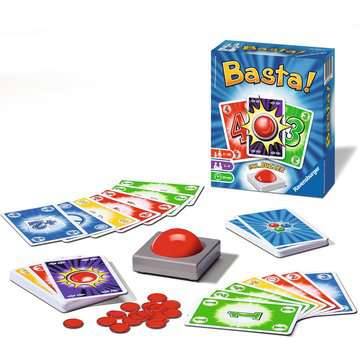 Basta ! Jeux;Jeux de cartes - Image 2 - Ravensburger