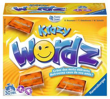 Krazy Wordz Jeux de société;Jeux adultes - Image 1 - Ravensburger