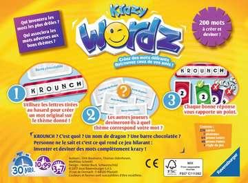 Krazy Wordz Jeux de société;Jeux adultes - Image 2 - Ravensburger