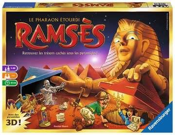 Ramsès Jeux de société;Jeux famille - Image 1 - Ravensburger