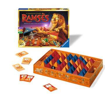 Ramsès Jeux de société;Jeux famille - Image 3 - Ravensburger