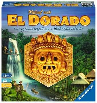 Wettlauf nach El Dorado Spiele;Erwachsenenspiele - Bild 1 - Ravensburger