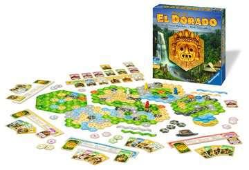26720 Erwachsenenspiele Wettlauf nach El Dorado von Ravensburger 3