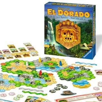 26720 Erwachsenenspiele Wettlauf nach El Dorado von Ravensburger 4