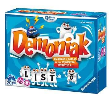 Demoniak Juegos;Juegos de familia - imagen 1 - Ravensburger