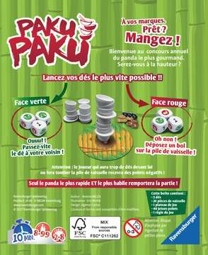 Paku Paku Jeux de société;Jeux famille - Image 2 - Ravensburger