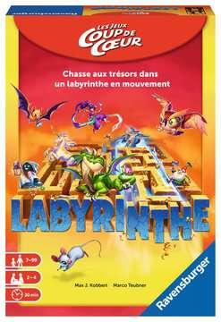 Labyrinthe  Coup de cœur  Jeux de société;Jeux famille - Image 1 - Ravensburger