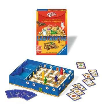 Labyrinthe  Coup de cœur  Jeux de société;Jeux famille - Image 2 - Ravensburger