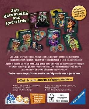 Loup-Garou pour un Crépuscule Jeux de société;Jeux adultes - Image 2 - Ravensburger