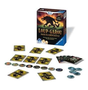 Loup-Garou pour un Crépuscule Jeux de société;Jeux adultes - Image 3 - Ravensburger