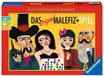 26737 Familienspiele Das Original Malefiz®-Spiel von Ravensburger 1
