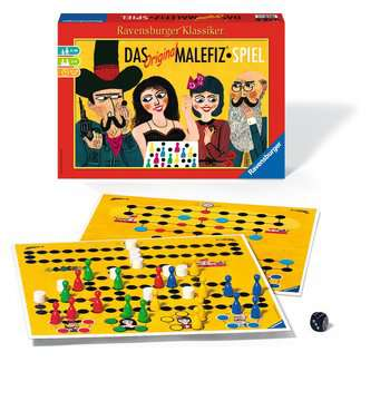 26737 Familienspiele Das Original Malefiz®-Spiel von Ravensburger 2
